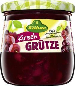 Kühne Rote Grütze Kirsch (375 g) - 4012200387900