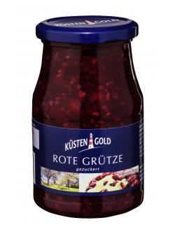 Küstengold Rote Grütze (430 g) - 4250426216356