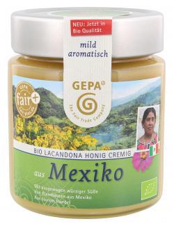 Gepa Bio Lacandona Honig aus Mexiko (500 g) - 4013320092279