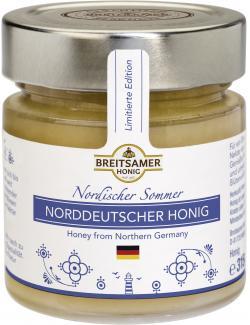 Breitsamer Nordischer Sommer Norddeutscher Honig (315 g) - 4028700107023