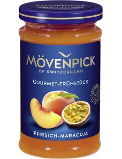 Mövenpick Gourmet-Frühstück Pfirsich-Maracuja