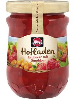 Schwartau Hofladen Erdbeere-Sanddorn