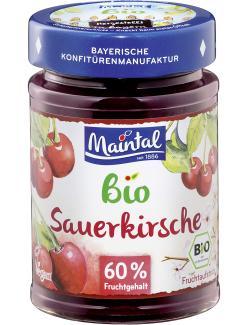 Maintal Bio Sauerkirsche Fruchtaufstrich (210 g) - 4003740031569
