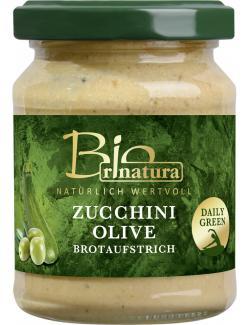 Rinatura Bio Daily Green Brotaufstrich Zucchini-Olive