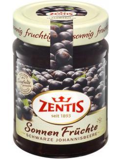 Zentis Sonnen Früchte schwarze Johannisbeere (295 g) - 4002575514421