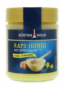 Küstengold Raps-Honig mit Frühjahrestracht