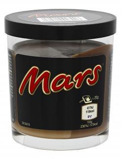 Mars Brotaufstrich