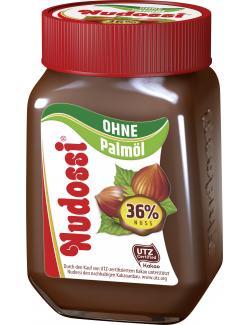 Nudossi Haselnuss-Nougat-Creme 36% Nuss