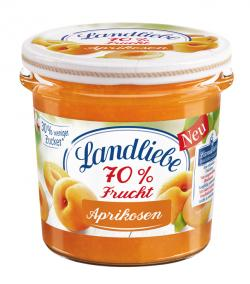 Landliebe 70% Frucht Aprikose