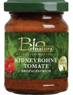 Rinatura Bio Brotaufstrich Kidneybohne-Tomate