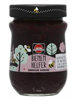 Schwartau Bienenhelfer Erdbeere-Kirsche
