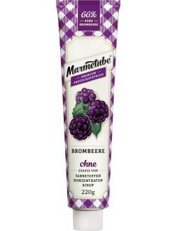 Marmetube Premium Fruchtaufstrich Brombeere