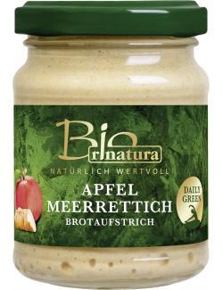 Rinatura Bio Daily Green Brotaufstrich Apfel-Meerrettich