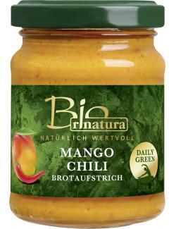 Rinatura Bio Daily Green Brotaufstrich Mango Chili