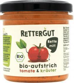 Rettergut Bio-Aufstrich Tomate & Kräuter