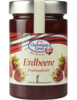 Christians Grød Fruchtaufstrich Erdbeere