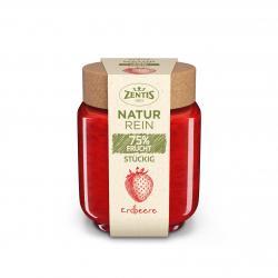 Zentis NaturRein 75% Frucht Erdbeere