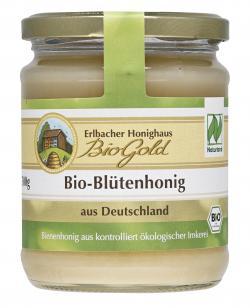Erlbacher Bio Gold Bio Blütenhonig