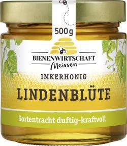 Bienenwirtschaft Meissen Lindenblüten Honig