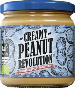 Creamy Peanut Revolution