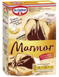 Dr. Oetker Marmor Kuchen