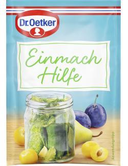 Dr. Oetker Einmach-Hilfe (7,50 g) - 4000521700713