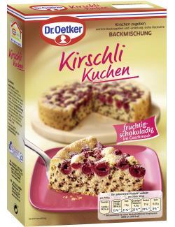 Dr. Oetker Kirschli Kuchen