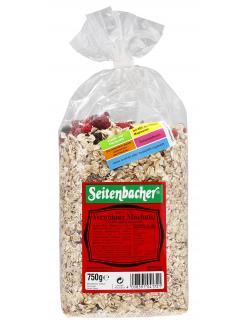 Seitenbacher Müsli Verwöhner Mischung