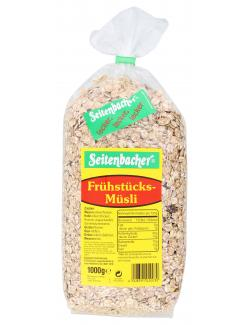 Seitenbacher Frühstücksmüsli (1 kg) - 4008391020030
