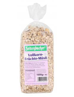 Seitenbacher Vollkorn Früchte Müsli