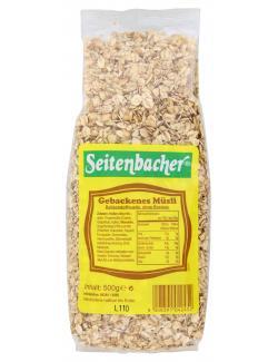 Seitenbacher Gebackenes Müsli (500 g) - 4008391042452