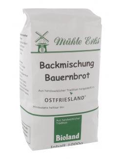 Mühle Erks Bioland Bauernbrot (1 kg) - 4038269001984