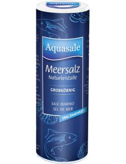 Aquasale Meersalz Naturkristalle grob (250 g) - 4001475215667