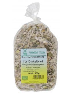 Mühle Erks Bio-Saatenmischung für Dinkelbrot