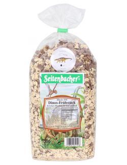 Seitenbacher Müsli 508 Dinos Frühstück (750 g) - 4008391051508