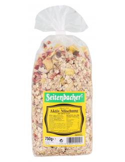 Seitenbacher Müsli 191 Aktiv Mischung (750 g) - 4008391020191