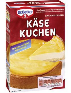 Dr. Oetker Käse Kuchen