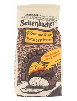 Seitenbacher Odenwälder Bauernbrot (920 g) - 4008391040335