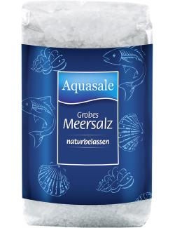 Aquasale Meersalz grobkörnig