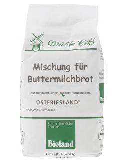 Mühle Erks Bioland Buttermilchbrot