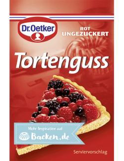 Dr. Oetker Tortenguss rot