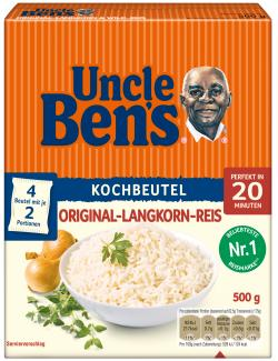 Uncle Ben's Original-Langkorn-Reis