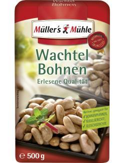 Müller's Mühle Wachtelbohnen