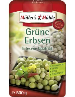 Müller's Mühle Grüne Erbsen