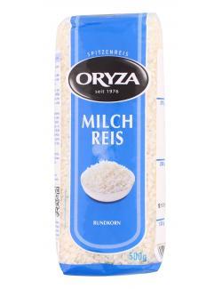 Oryza Milchreis Rundkorn