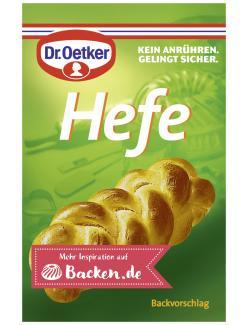 Dr. Oetker Hefe (28 g) - 4000521110314
