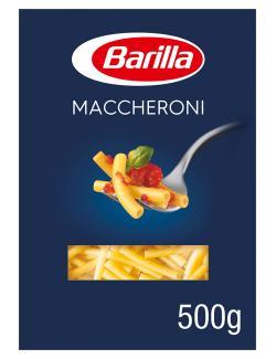 Barilla Pasta Nudeln Maccheroni