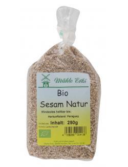 Mühle Erks Bio Sesam natur