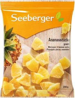Seeberger Ananasstücke
