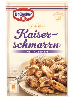 Dr. Oetker Süße Mahlzeit Kaiserschmarrn mit Rosinen